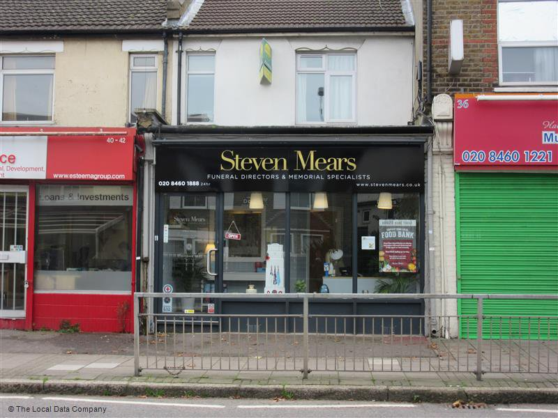 Doves Funeral Directors, Bromley