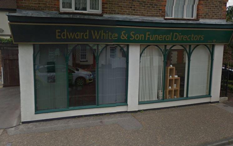 Whites Funeralcare, Chichester