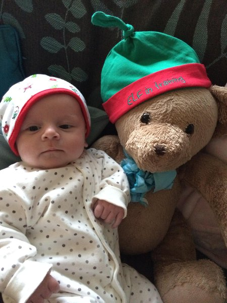 Heavenly Christmas little man. We love you always and know you have had a lovely day too as you are always with us. Love you always handsome little fella. Baby boy always in our minds forever in our hearts. Love you son.<3. xxxxx