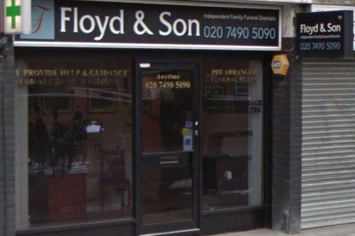 Floyd & Son Funeral Directors Ltd, Islington