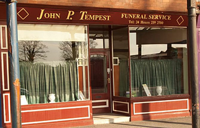 John P Tempest Funeral Service