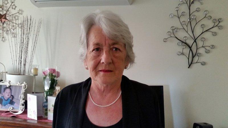 Patricia Joy Hamer