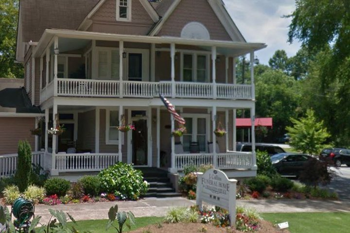 J Collins Funeral Home