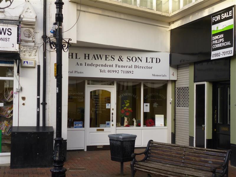 H L Hawes & Son Ltd, Waltham Abbey