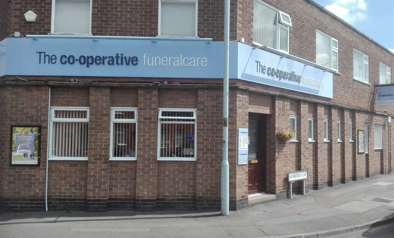 The Co-operative Funeralcare Loughborough, Leicester, funeral director in Leicester
