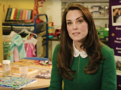 Royal support for Children's Hospice Week 2017