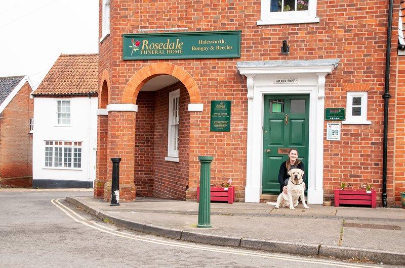 Rosedale Funeral Home, Halesworth, Suffolk, funeral director in Suffolk