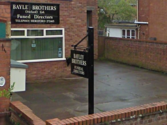 Bayley Brothers, Hereford