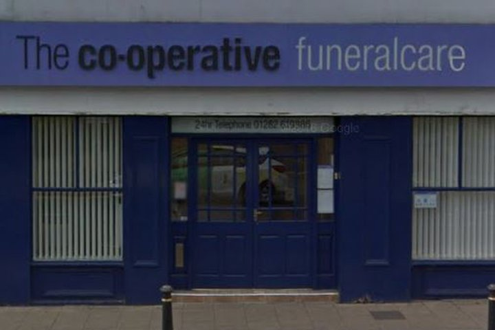 Co-op Funeralcare, Brierfield