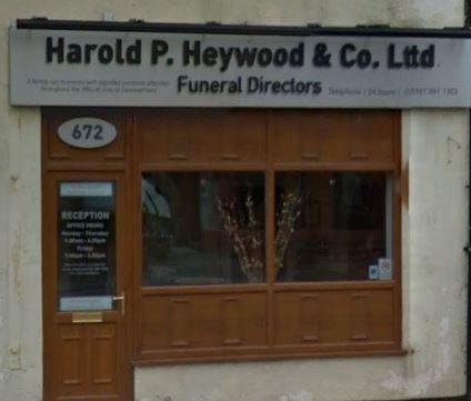 Harold P Heywood & Co.Ltd