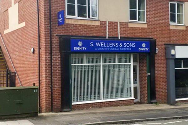 S. Wellens & Sons Funeral Directors, Blackley