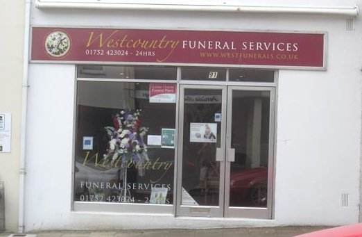 West Country Funeral Services, Saltash