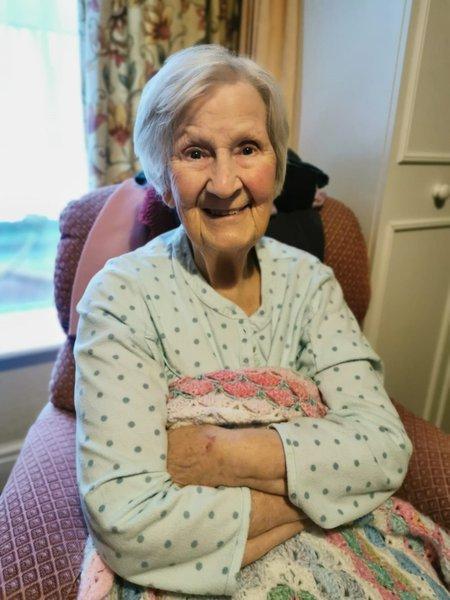 June Hayden