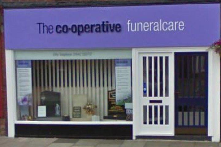 Co-op Funeralcare, Billingham
