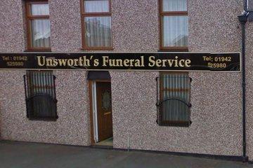Unsworths Funeral Directors, Wigan