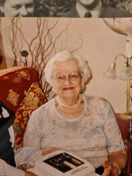 Margaret 'Peggy' Blow