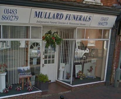 Mullard Funerals