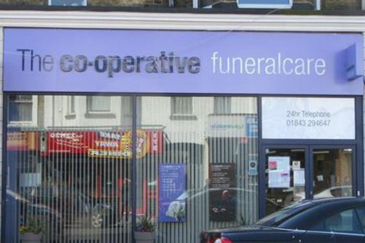 Co-op Funeralcare, Margate