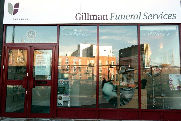 Gilman Funeral Services, Mitcham