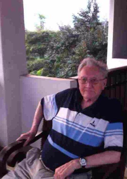 Gordon Alexander McDuff Walker