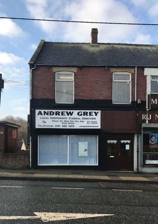 Andrew Grey Funeral Directors, South Hetton, County Durham, funeral director in County Durham