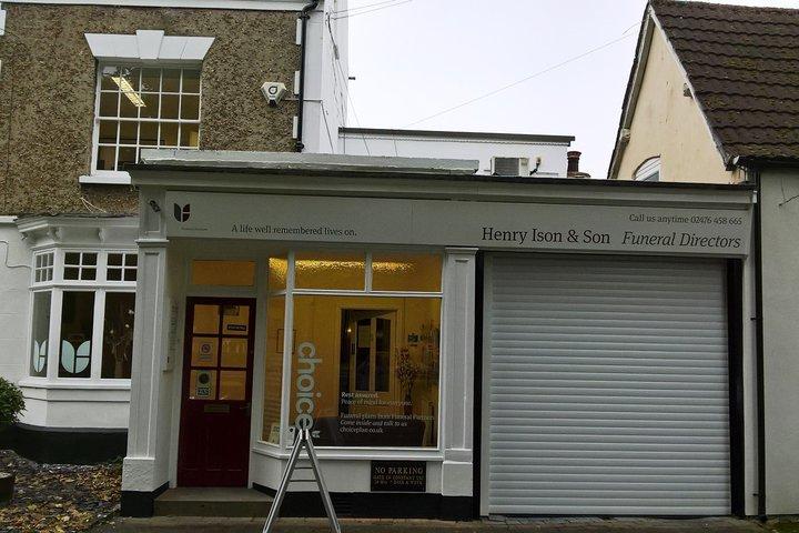 Henry Ison & Sons Funeral Directors, Binley Road