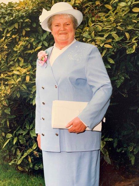 Christine Nancy Corbett