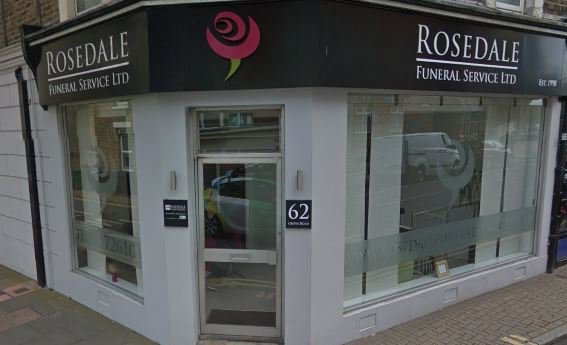 Rosedale Funeral Home, Eastbourne