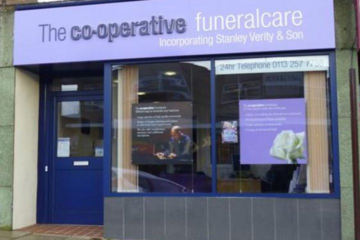 The Co-operative Funeralcare (inc. Stanley Verity & Son), Pudsey