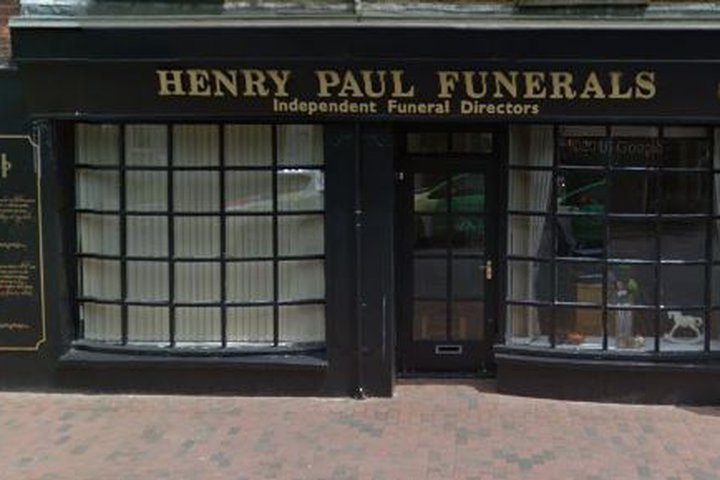 Henry Paul Funerals, Southborough Branch