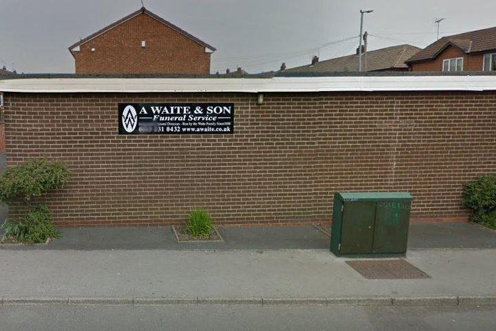 A Waite & Son Funeral Service