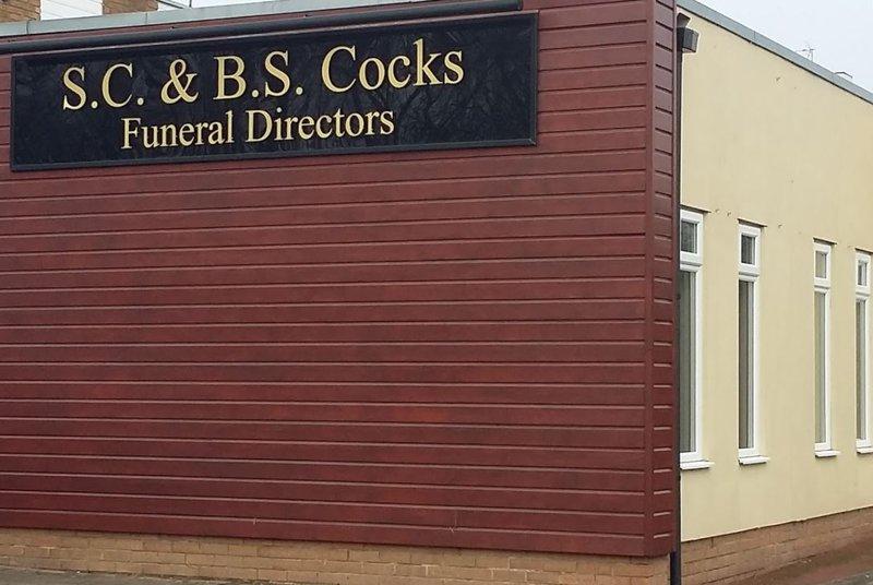 SC & BS Cocks Funeral Directors