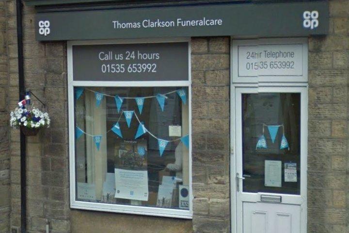 Thomas Clarkson Funeralcare, Silsden