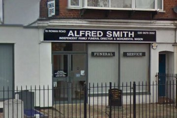 Alfred Smith Funeral Directors, Streatham Vale