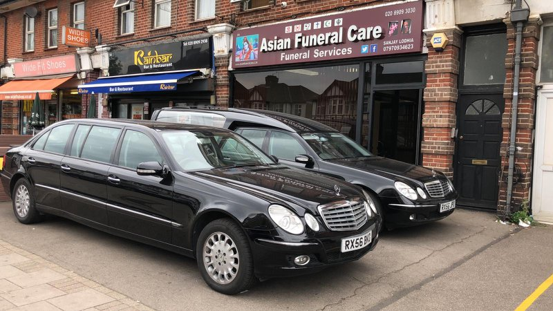 Asian Funeral Care Kenton Road, London Borough, funeral director in London Borough