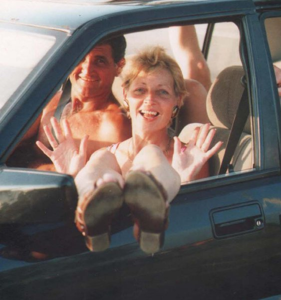 Kay & Alan 1991