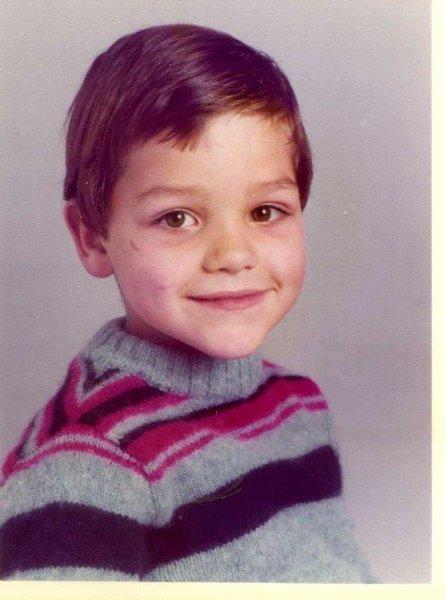 Paul looking like a little angel ♥️