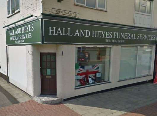 Hall & Heyes Funeral Services