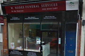 W. Nodes Funeral Directors, Barnet