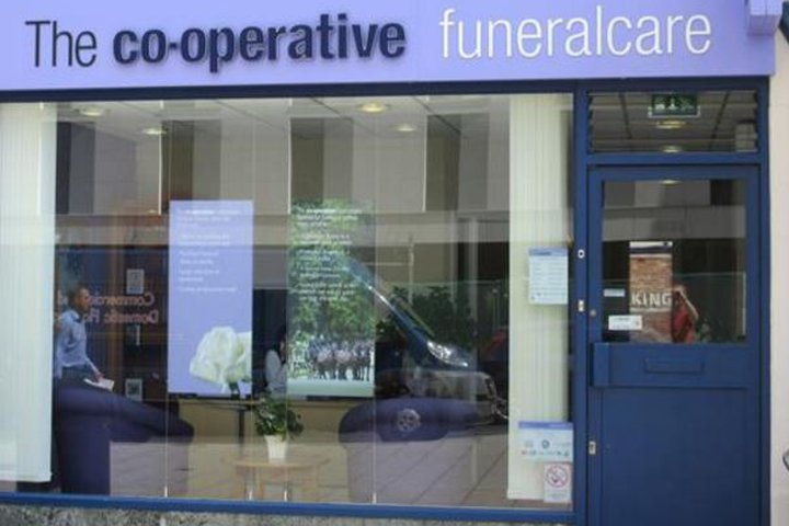 The Co-operative Funeralcare, Sidcup