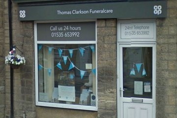 The Co-operative Funeralcare, Keighley