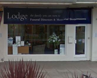 Lodge Bros (Funerals) Ltd, Woking
