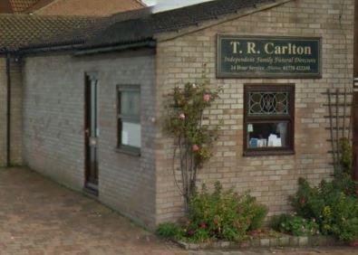 T.R Carlton Funeral Directors