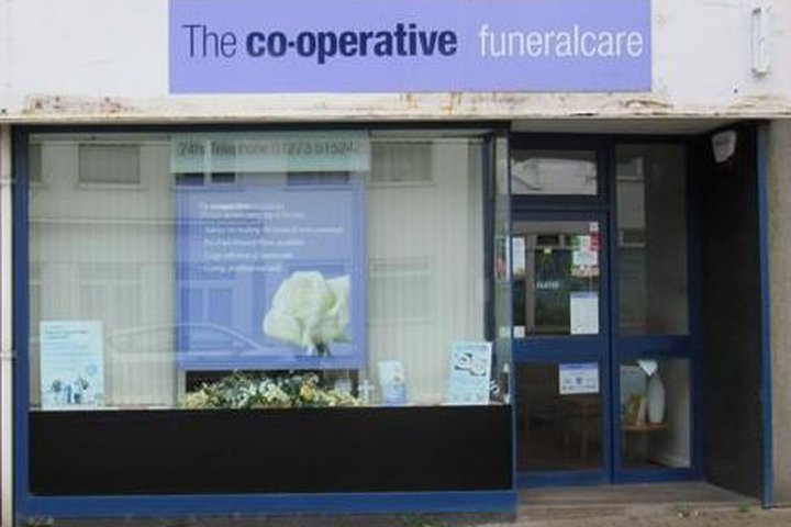 Co-op Funeralcare, Newhaven