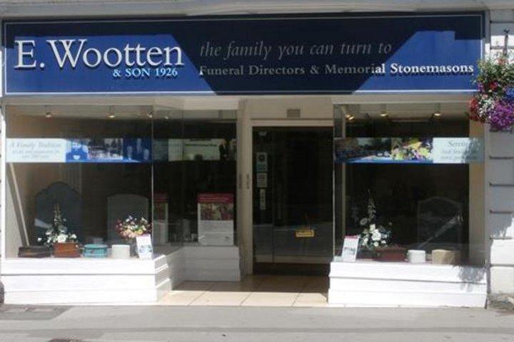 E Wootten & Son Funeral Directors, Chippenham