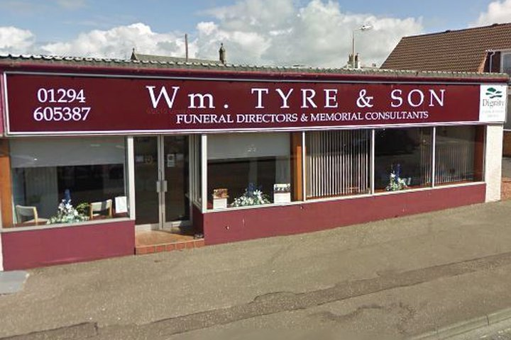 W.M Tyre & Son Funeral Directors