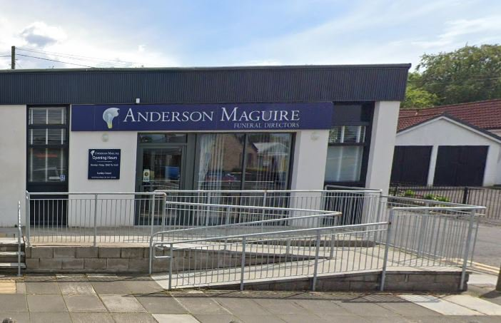 Anderson Maguire North Lanarkshire, Glasgow, funeral director in Glasgow