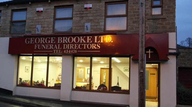 George Brooke Ltd, West Yorkshire, funeral director in West Yorkshire