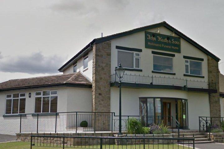 John Heath & Sons, Hollinsend Funeral Home