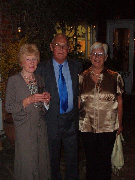 Happy times. Celebrating Annes 80th Birthday